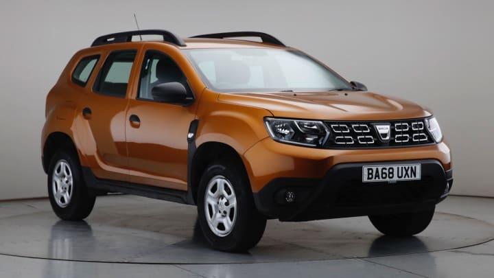 2019 Used Dacia Duster 1.6L Essential SCe