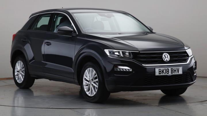 2018 Used Volkswagen T-Roc 1L S TSI