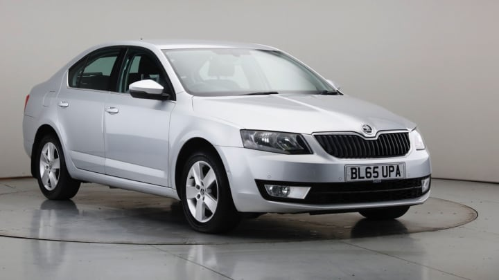 2015 Used Skoda Octavia 2L SE Business TDI