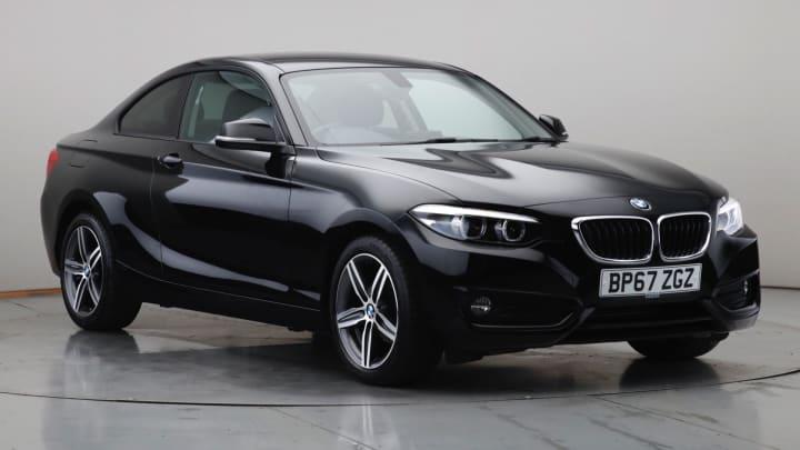 2018 Used BMW 2 Series 2L Sport 218d