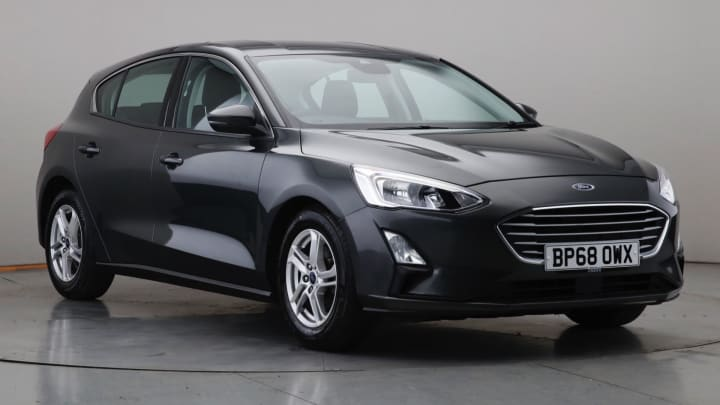 2018 Used Ford Focus 1L Zetec EcoBoost T