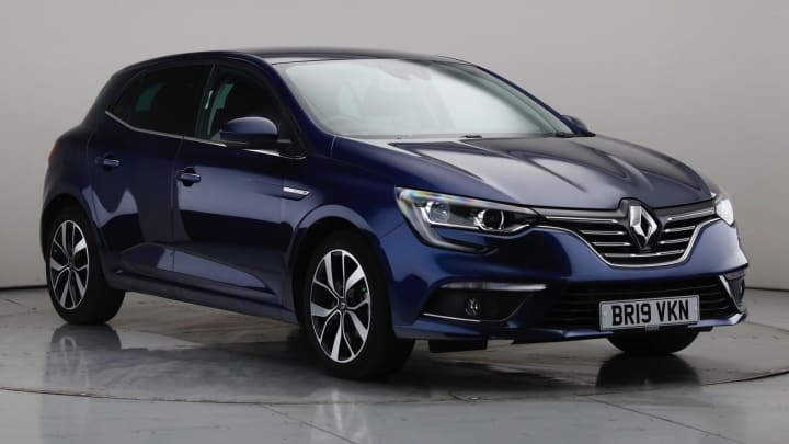 2019 Used Renault Megane 1.3L Iconic TCe