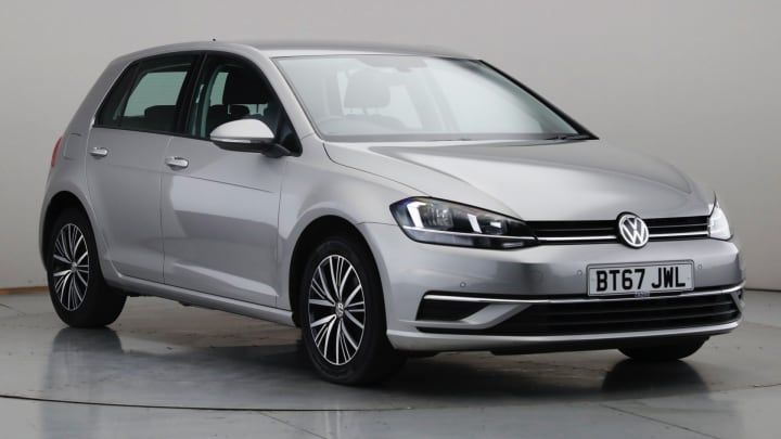 2017 Used Volkswagen Golf 1L SE Nav TSI