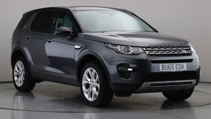 2015 Used Land Rover Discovery Sport 2L HSE TD4