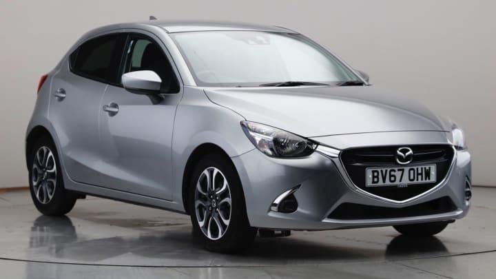 2017 Used Mazda Mazda2 1.5L Sport Nav SKYACTIV-G