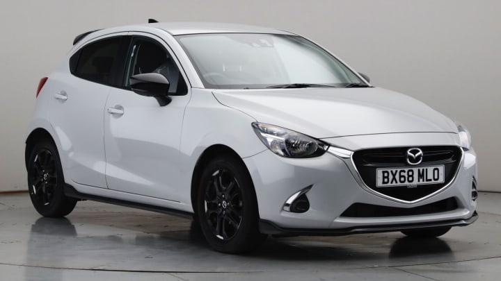 2018 Used Mazda Mazda2 1.5L Sport Black+ SKYACTIV-G