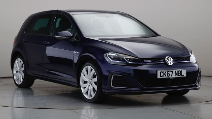 2017 Used Volkswagen Golf 1.4L GTE Advance TSI