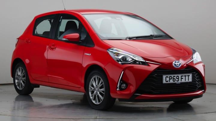 2020 Used Toyota Yaris 1.5L Icon VVT-h