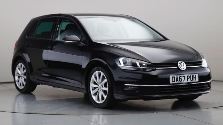 2017 Used Volkswagen Golf 1.6L GT TDI