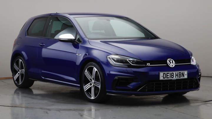 2018 Used Volkswagen Golf 2L R TSI