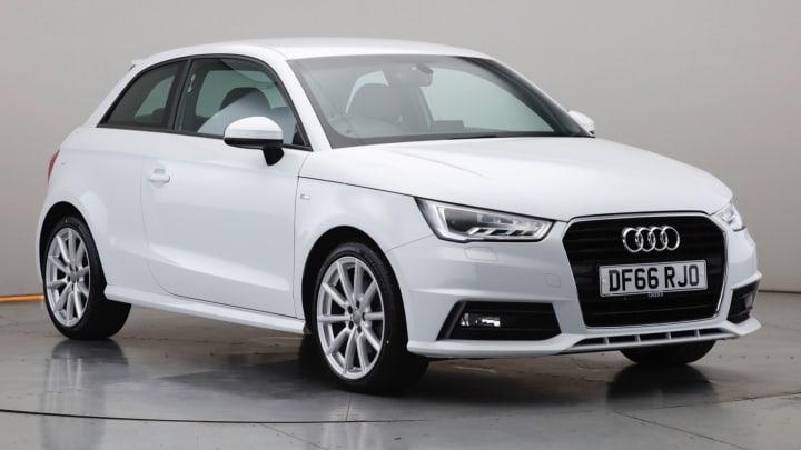 2016 Used Audi A1 1.6L S line TDI