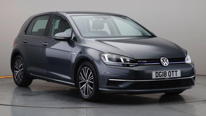 2018 Used Volkswagen Golf 1.5L SE Nav BlueMotion Tech TSI EVO