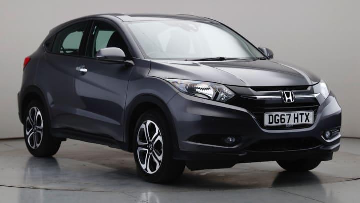 2017 Used Honda HR-V 1.5L SE Navi i-VTEC
