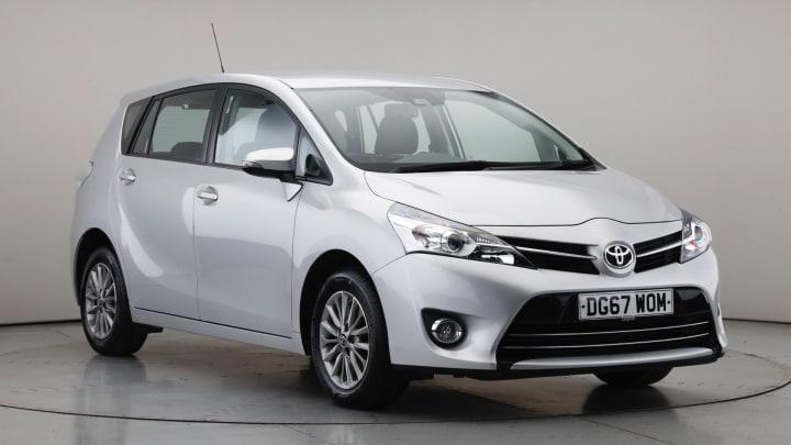2017 Used Toyota Verso 1.6L Icon V-matic