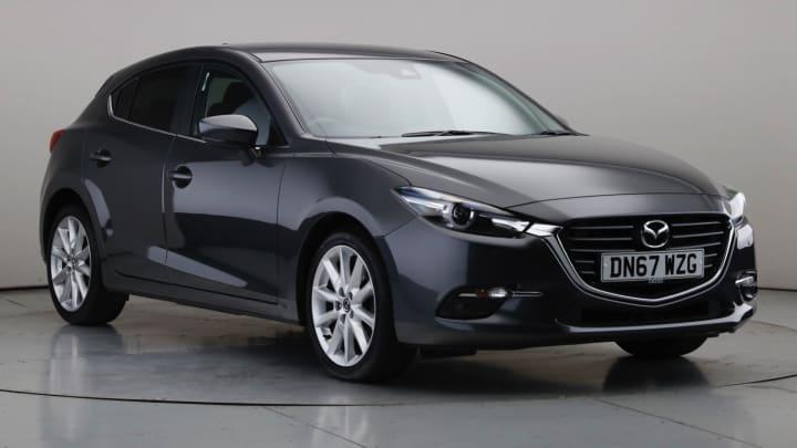 2017 Used Mazda Mazda3 1.5L Sport Nav SKYACTIV-D