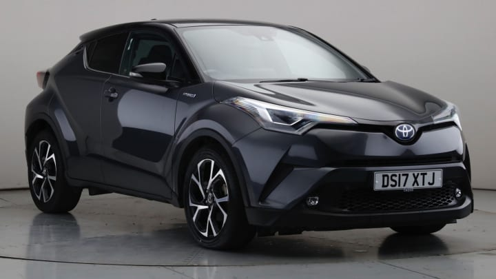 2017 Used Toyota C-HR 1.8L Dynamic VVT-h