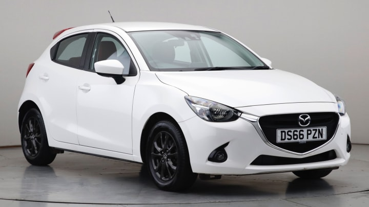 2016 Used Mazda Mazda2 1.5L Red Edition