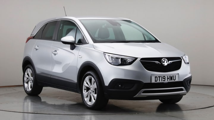 2019 Used Vauxhall Crossland X 1.2L Tech Line Nav ecoTEC Turbo