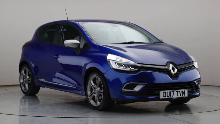 2017 Used Renault Clio 1.5L Dynamique S Nav dCi