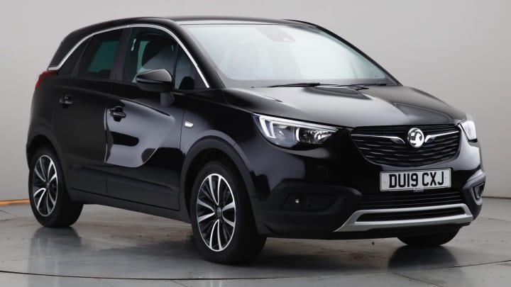 2019 Used Vauxhall Crossland X 1.2L Elite Nav