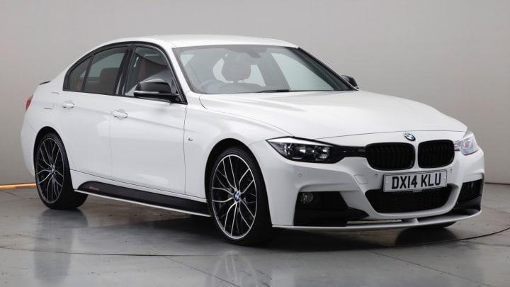 2014 Used BMW 3 Series 3L M Sport 335d