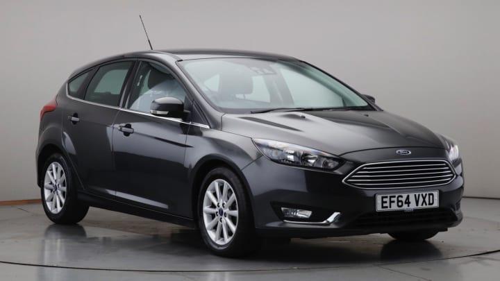 2015 Used Ford Focus 1L Titanium EcoBoost T