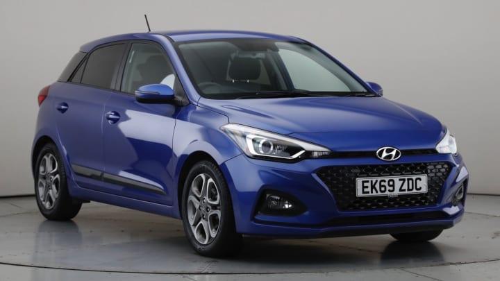 2019 Used Hyundai i20 1.2L Premium Nav