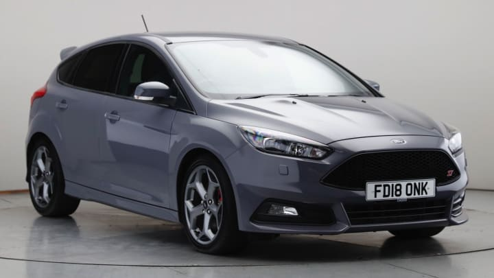 2018 Used Ford Focus 2L ST-3 TDCi