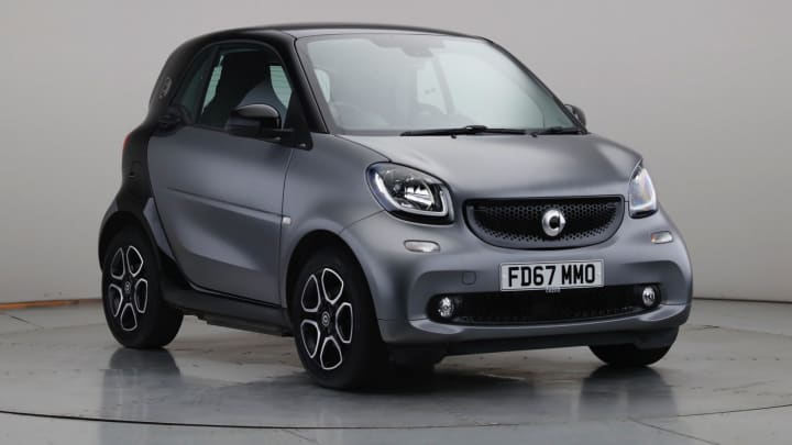 2017 Used Smart fortwo Prime