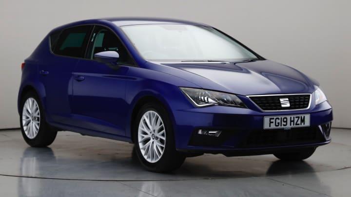 2019 Used Seat Leon 1.6L SE Dynamic TDI