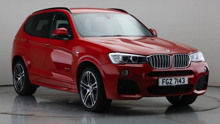 2015 Used BMW X3 3L M Sport 35d