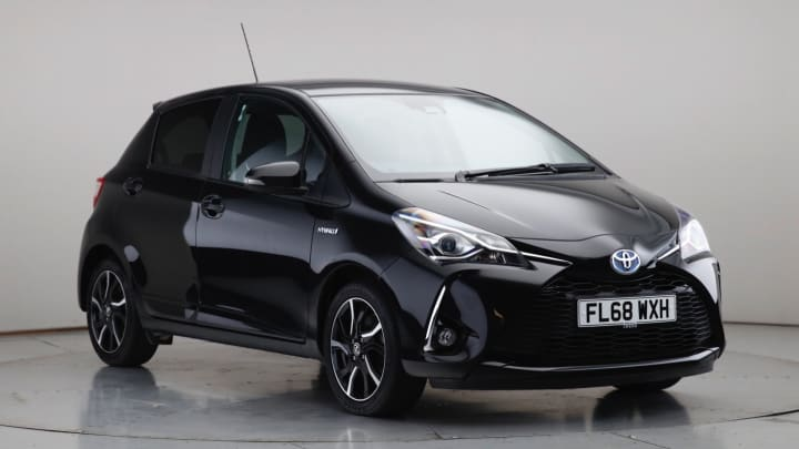 2019 Used Toyota Yaris 1.5L Design VVT-h