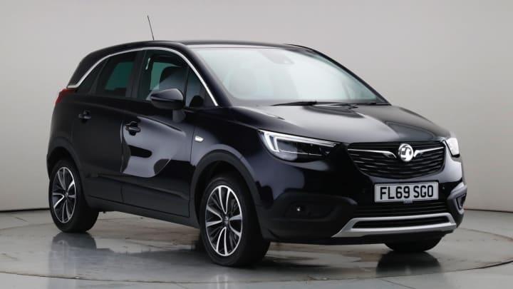 2019 Used Vauxhall Crossland X 1.2L Elite Nav ecoTEC Turbo
