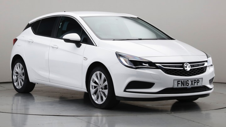 2016 Used Vauxhall Astra 1.4L Tech Line i Turbo