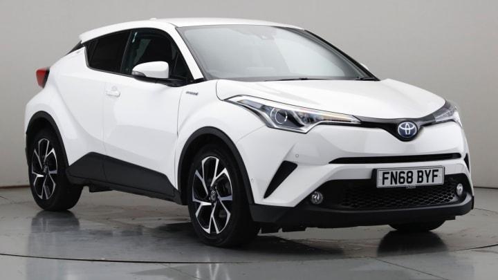 2018 Used Toyota C-HR 1.8L Design VVT-h