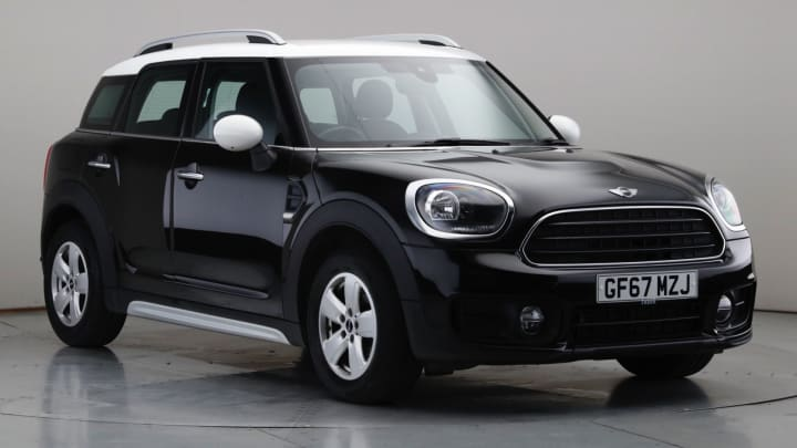 2017 Used Mini Countryman 2L Cooper D