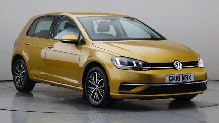 2018 Used Volkswagen Golf 1.6L SE TDI