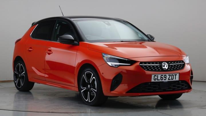 2019 Used Vauxhall Corsa 1.2L Elite Nav Premium Turbo