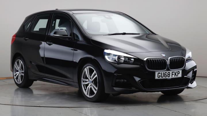 2018 Used BMW 2 Series Active Tourer 1.5L M Sport 216d