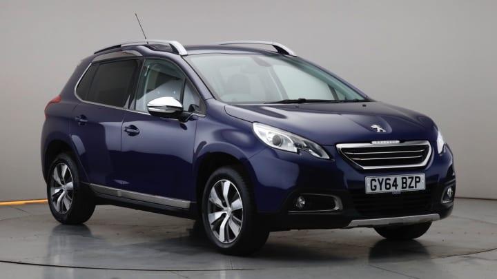 2014 Used Peugeot 2008 1.2L Allure e-VTi