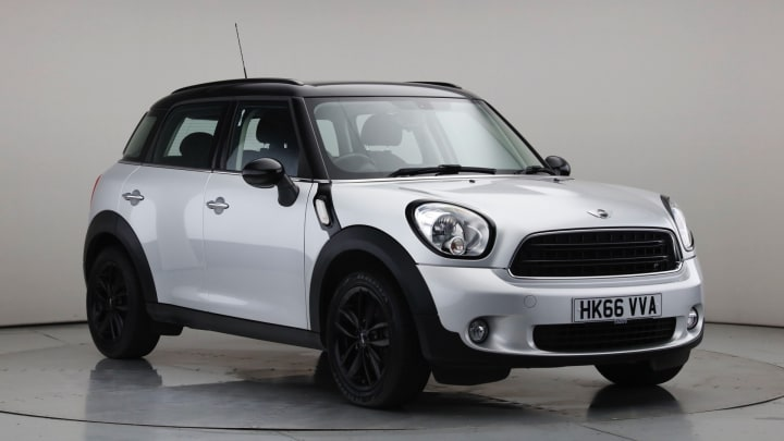 2016 Used Mini Countryman 1.6L Cooper