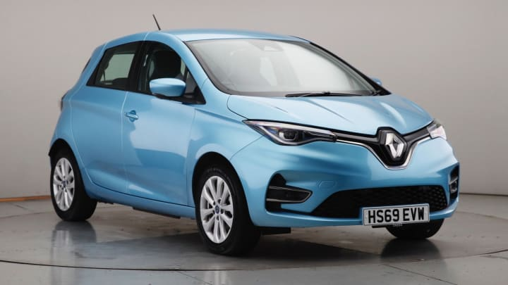 2020 Used Renault Zoe Iconic R110