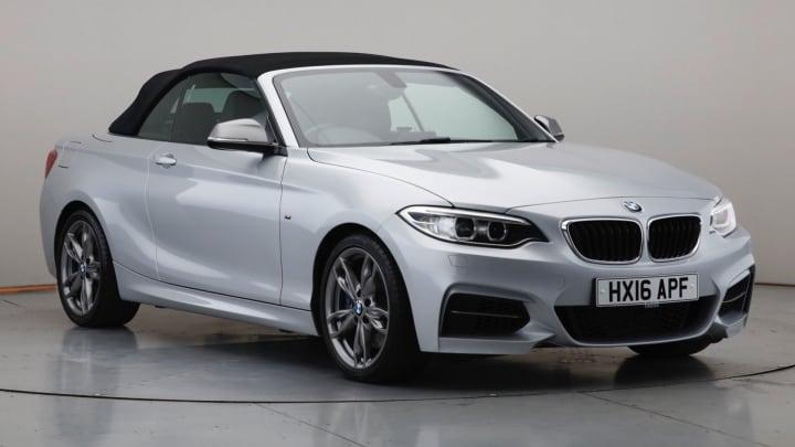 2016 Used BMW 2 Series 3L M235i