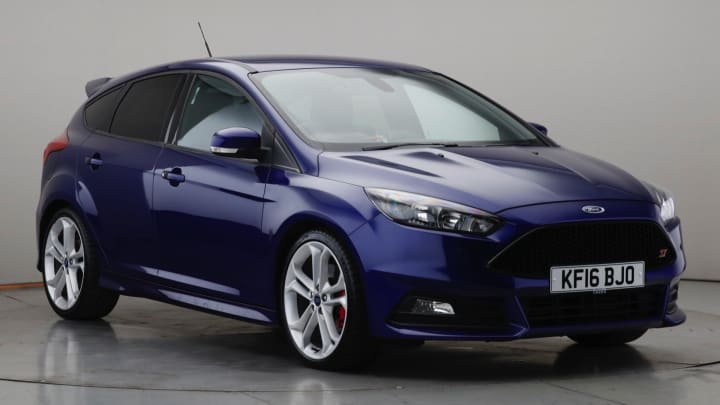 2016 Used Ford Focus 2L ST-2 EcoBoost T