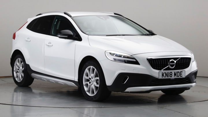 2018 Used Volvo V40 Cross Country 2L Pro T3