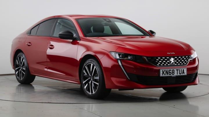 2018 Used Peugeot 508 1.6L GT PureTech