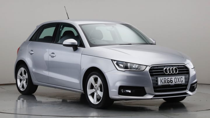 2016 Used Audi A1 1.6L Sport TDI