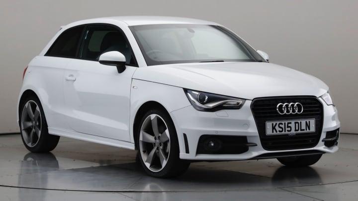 2015 Used Audi A1 1.4L Black Edition TFSI