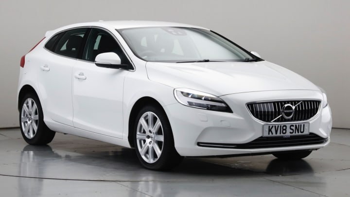 2018 Used Volvo V40 2L Inscription D4