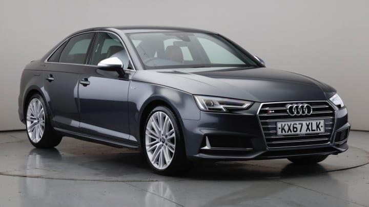2017 Used Audi S4 3L TFSI V6